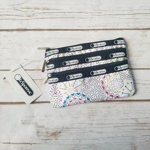 Lesportsac Bags - *NWT LeSportsac Make Up Cosmetic Bag